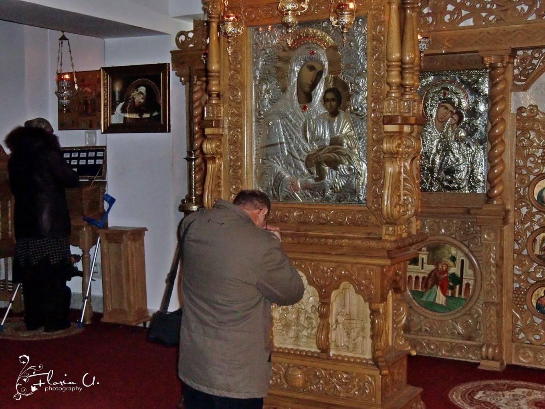 Manastirea Hadambu, Pr. Serafim, Iasi