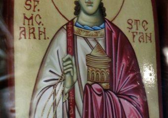 primul mucenic Stefan