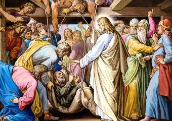 slabanogul din capernaum