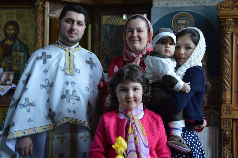 familie ortodoxa